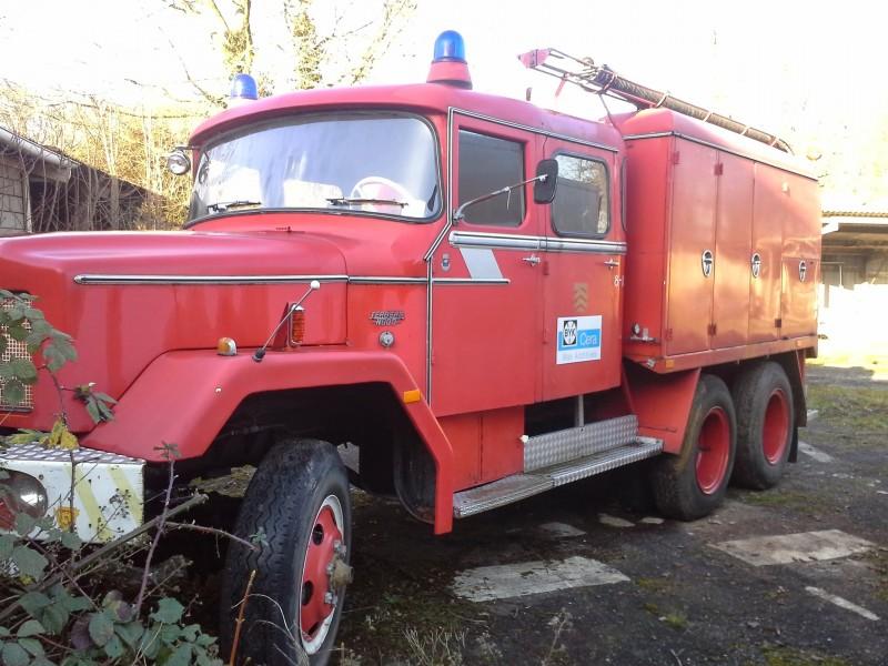 Merk: TerbergType: N800Type voertuig: Omgebouwd tot schuimvoertuigBouwjaar: 1976Standplaats: Voorst en CERA Deventer