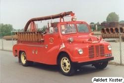 Merk: AustinType: Type voertuig:AutospuitBouwjaar: 1955Standplaats: Crommenie