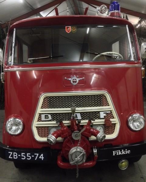 Merk: DAFType: A1300Type voertuig: TankautospuitBouwjaar: 1965Standplaats: Reusel
