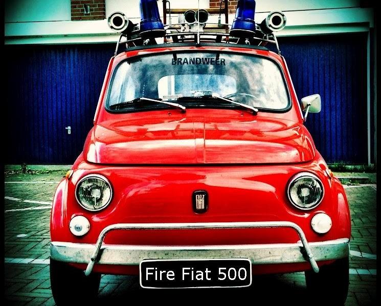 Merk: FiatType: 500LType voertuig: FireFiatBouwjaar: 1970Standplaats: Amsterdam