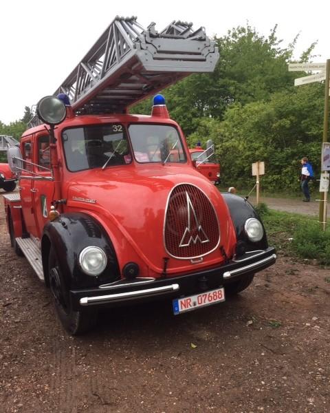 Merk: Magirus DeutzType: DL 25HType voertuig: TankautospuitBouwjaar: 1962Standplaats: Rheinbreitbach