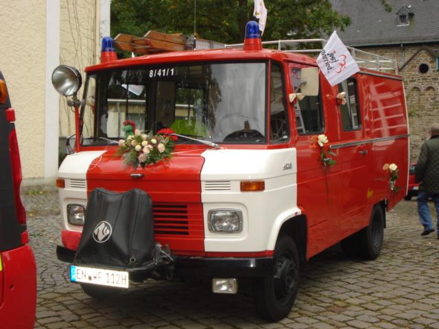 Merk: Mercedes BenzType: LF 408GType voertuig: TankautospuitBouwjaar: 1969Standplaats: Herdecke (DE)