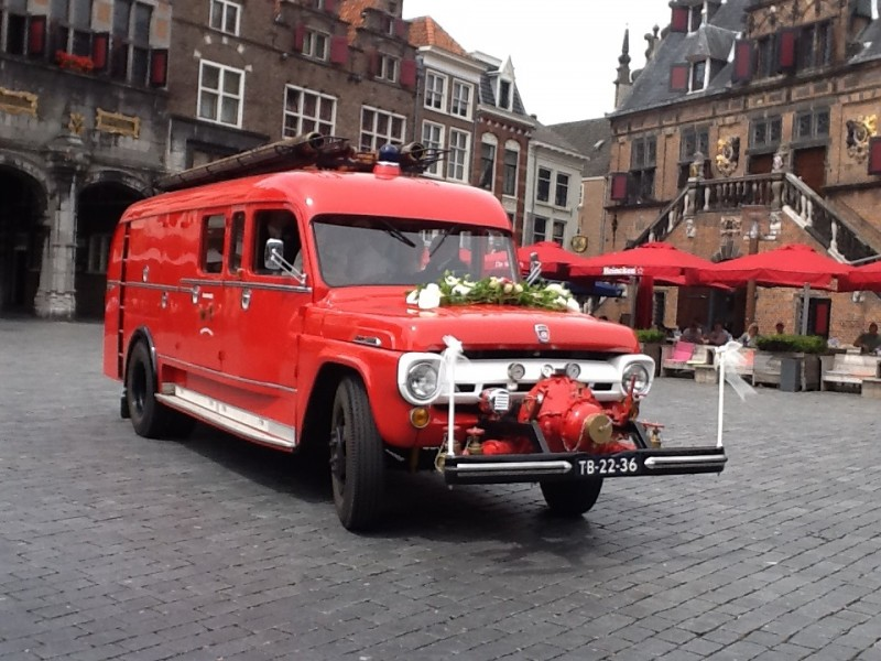 Merk: FordType: F600Type voertuig: TankautospuitBouwjaar: 1959Standplaats: Beuningen