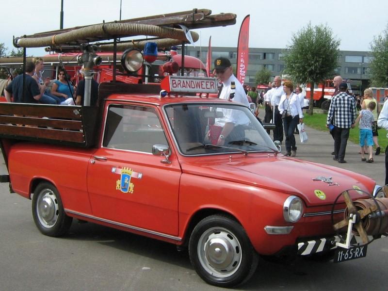 Merk: DAFType: 44Type voertuig: Gebouwd voor defile brw DiemenBouwjaar: 1971Standplaats: De Bilt