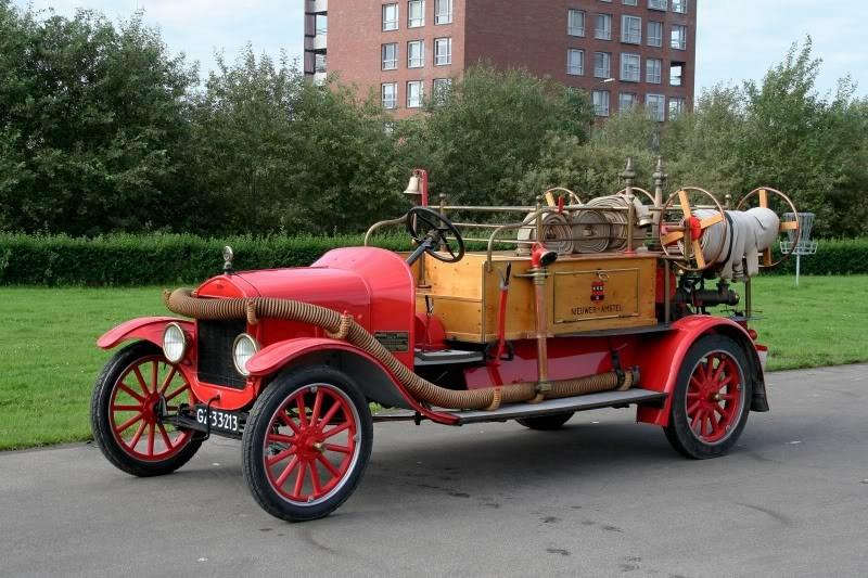 Merk: FordType: Model TType voertuig: AutospuitBouwjaar: 1925Standplaats: Amstelveen