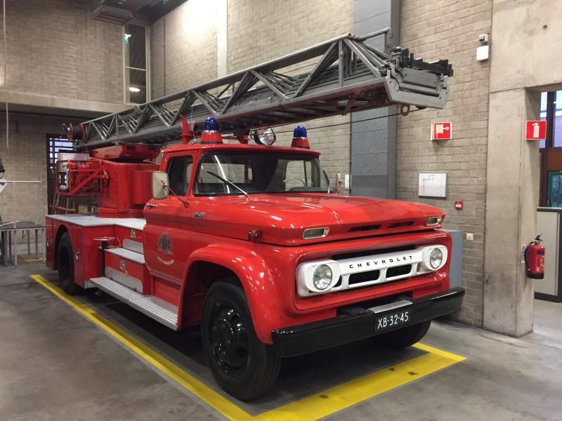 Merk: ChevroletType: 6503Type voertuig: LadderwagenBouwjaar: 1965Standplaats: Nijmegen