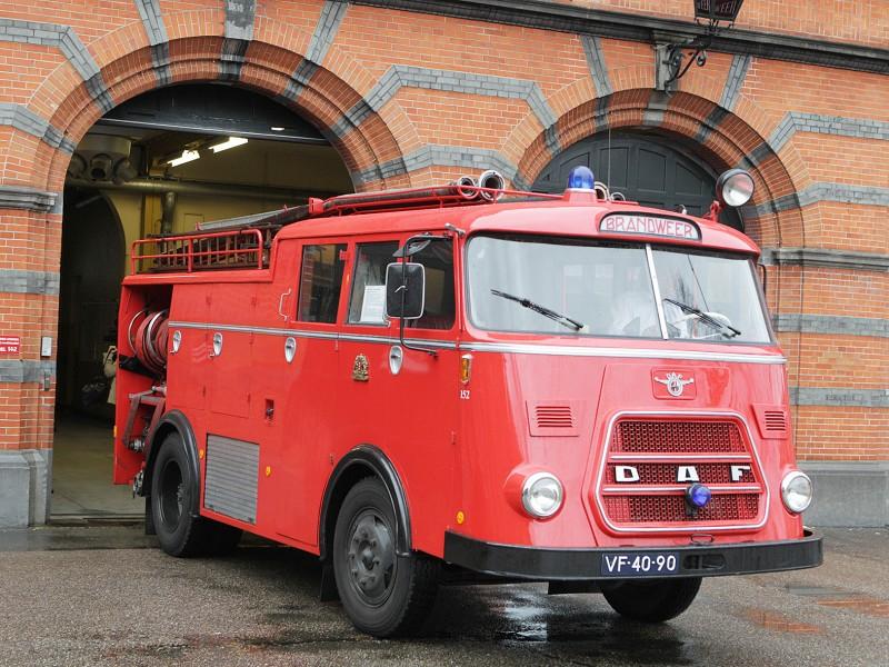 Fire Truck - DAF G1300