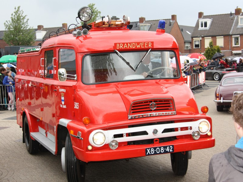 Fire Truck - Ford Thames