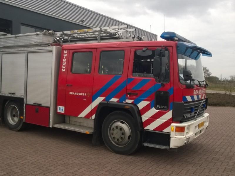 Merk: VolvoType: FL 614Type voertuig: TankautospuitBouwjaar: 1991Standplaats: Echt