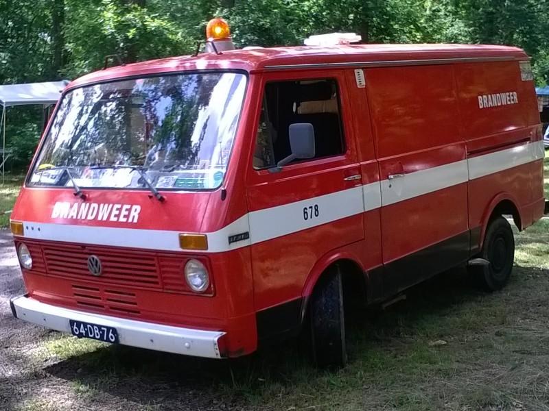 Merk: VolkswagenType: LT31D Type voertuig: TankautospuitBouwjaar: 1978Standplaats: Wognum