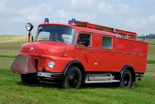 Merk: Mercedes BenzType: LF 710Type voertuig: TankautospuitBouwjaar: 1967Standplaats: Bochelt (DE)